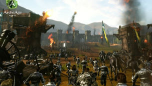 ArcheAge small screenshot