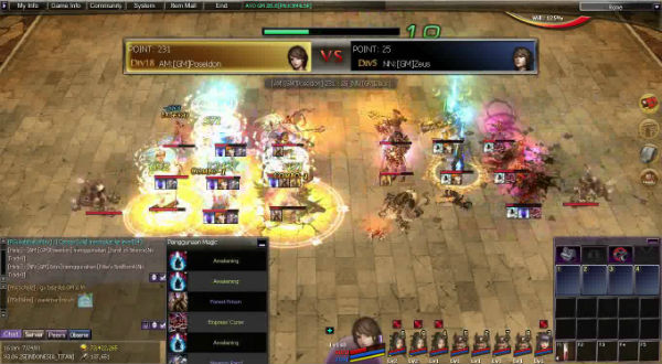 atlantica online review screenshot