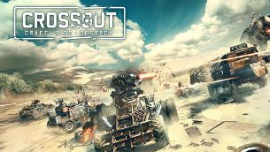 Crossout small screenshot