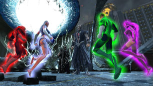 DC Universe Online small screenshot
