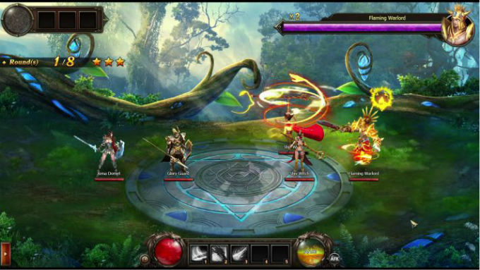 dragon blood review screenshot