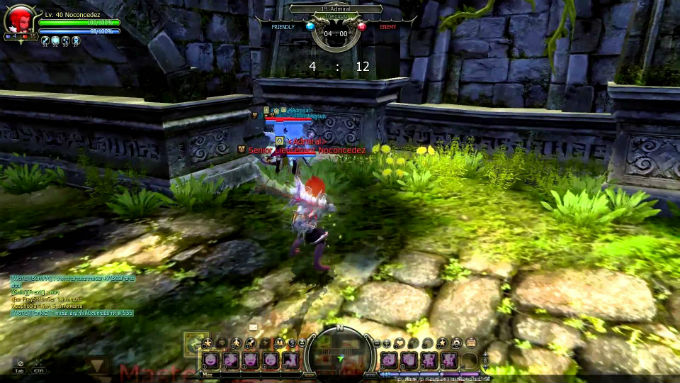 dragon nest review screenshot