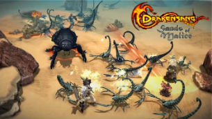 Drakensang Online small screenshot
