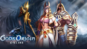 Gods Origin Online small screenshot