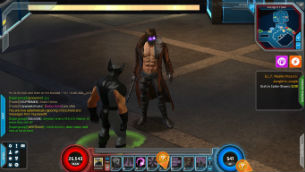 Marvel Heroes small screenshot