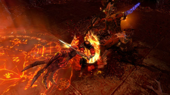 path of exile review screenshot