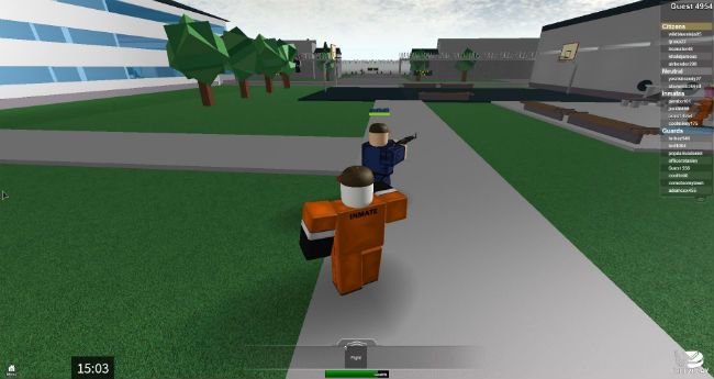 Roblox review second screenshot