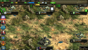Soldiers Inc small screenshot