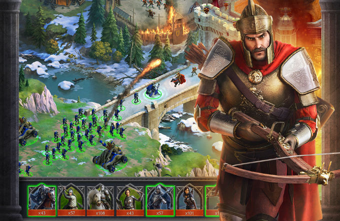 throne kingdoms at war review screenshot
