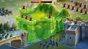 Throne: Kingdoms at War small screenshot