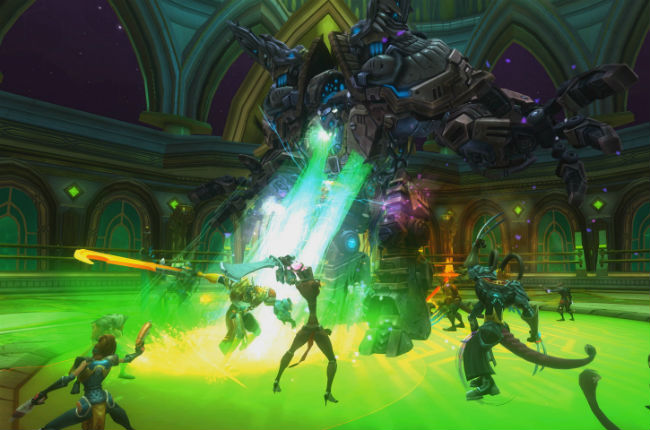 Wildstar review second screenshot