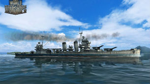 World of Warships small screenshot