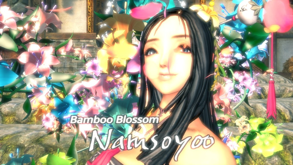 A character introduction in the free to play martial arts MMORPG Blade and Soul