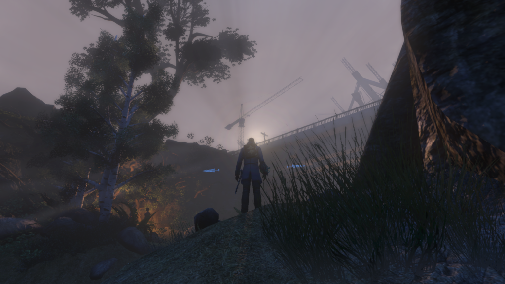 TSW Blue Mountain scenery