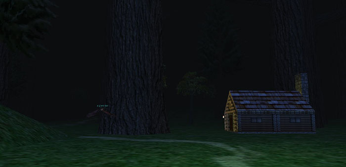 EverQuest Kithicor Forest