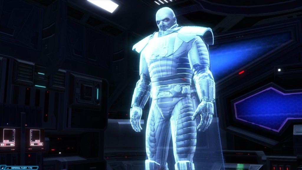 NPC Darth Malgus in Star Wars: The Old Republic