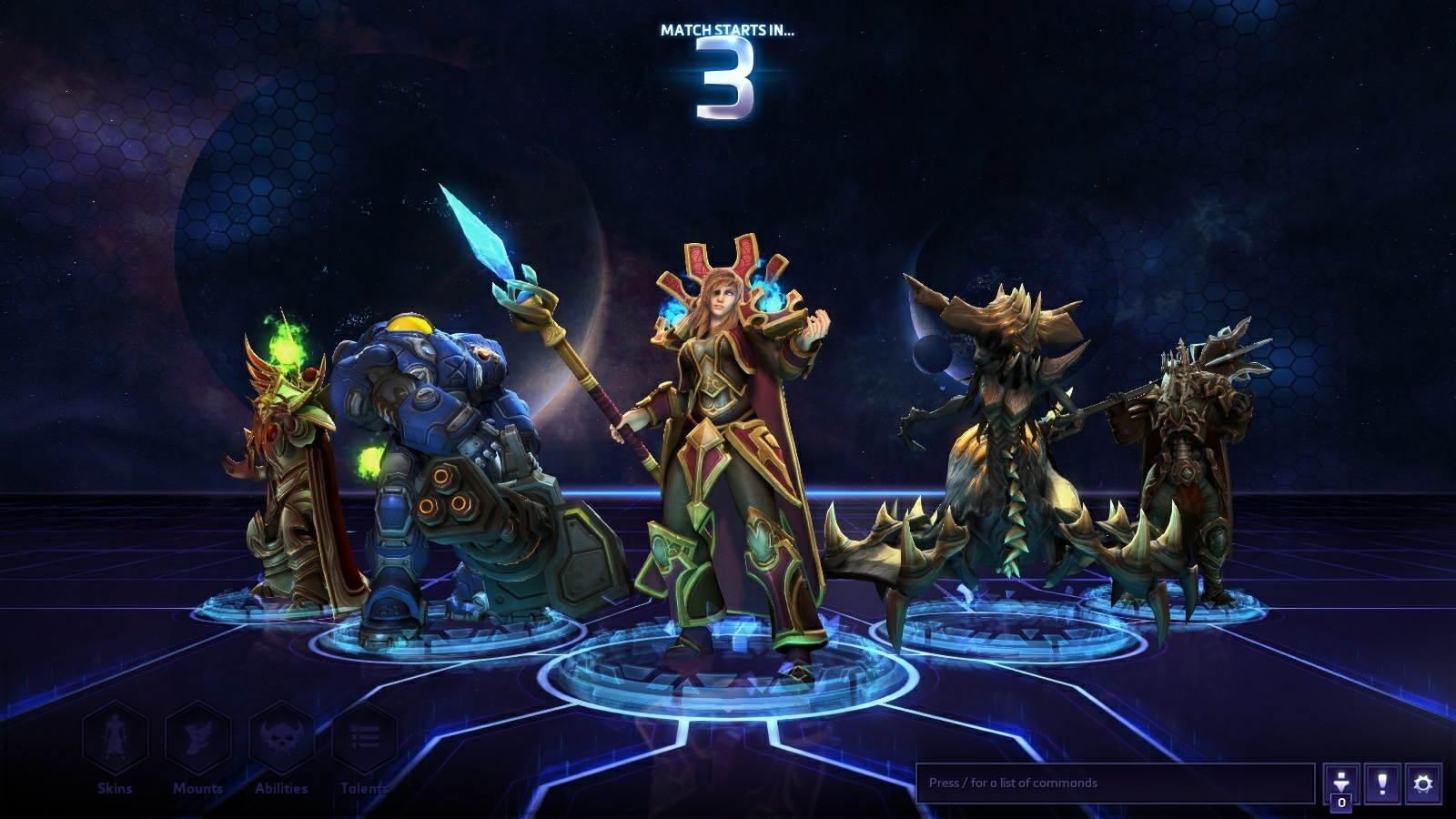 Heroes Of The Storm Build Dehaka