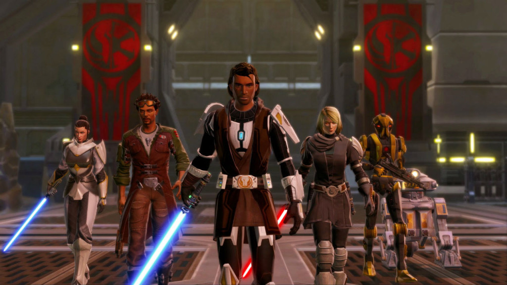star wars the old republic not pay to win