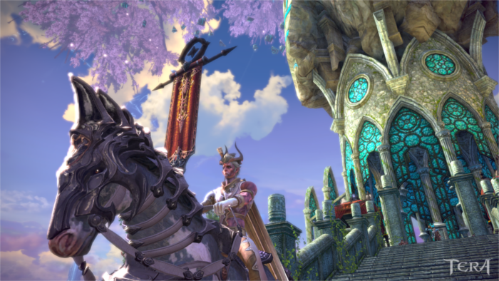 TERA is beautiful and bright graphics