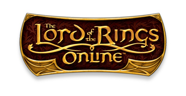 The logo for Lord of the Rings Online