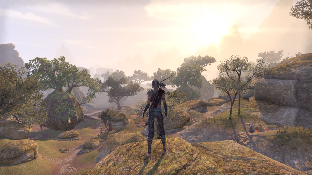 MMO Quests: An Aldmeri Dominion zone in The Elder Scrolls Online