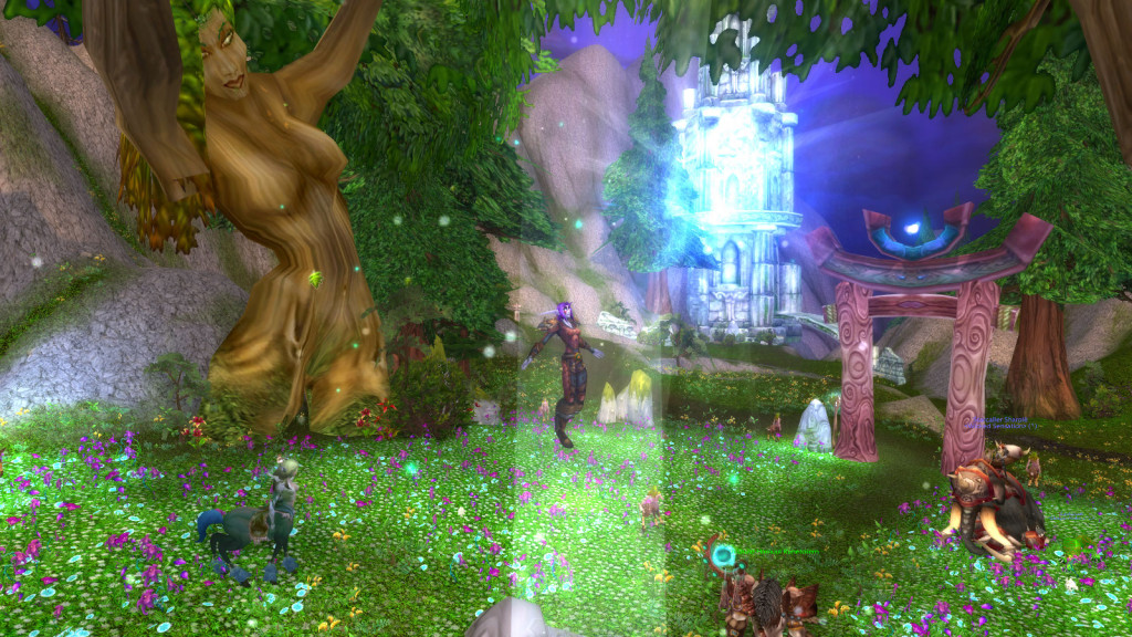 MMO Quests: The Miracle of Aessina World of Warcraft