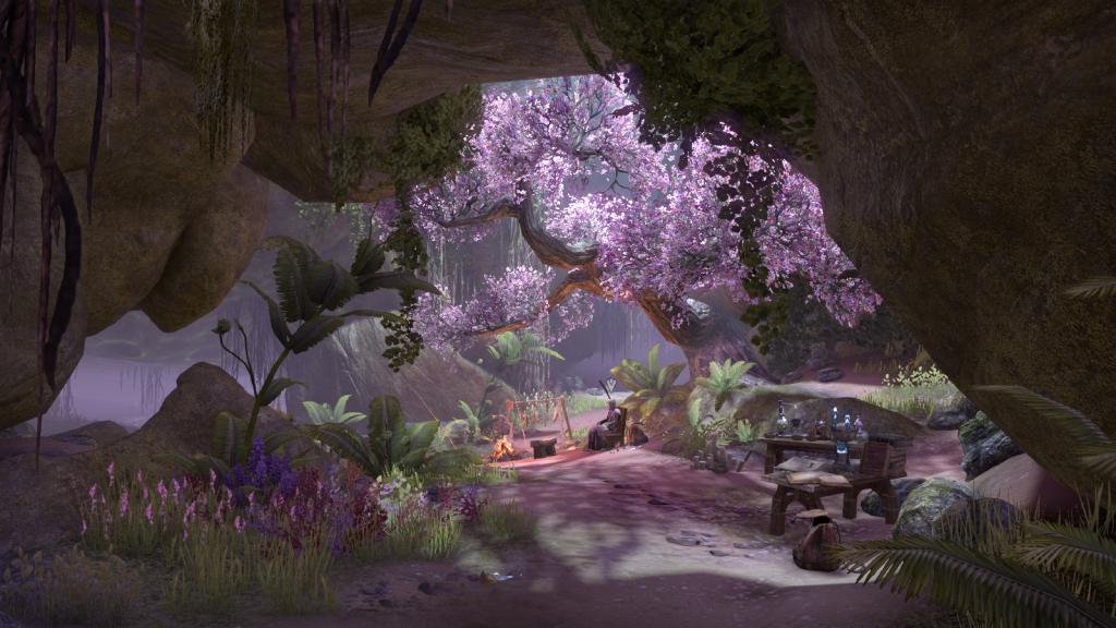 The Harborage subzone in Elder Scrolls Online