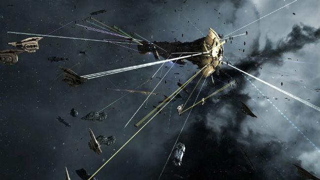 Eve Online MMO Endgame