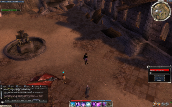 Guild Wars MMO Endgame