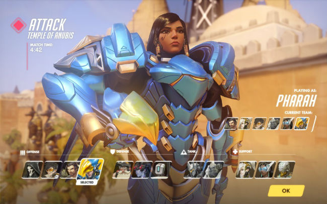 Overwatch Chat