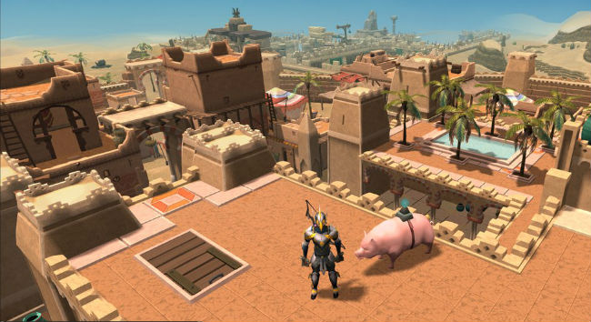Runescape MMO Endgame