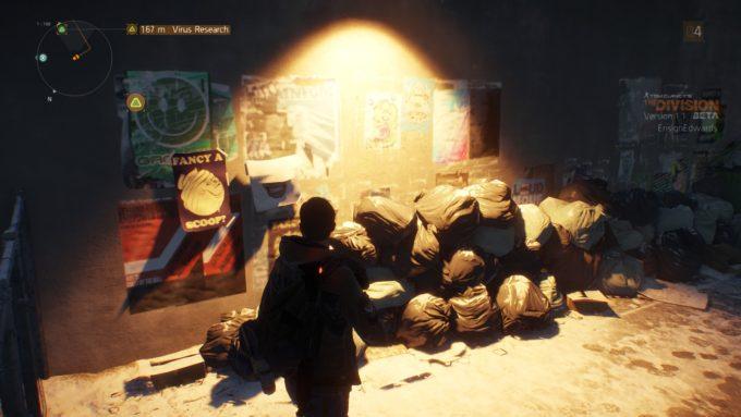 Exploring the quasi-MMO The Division