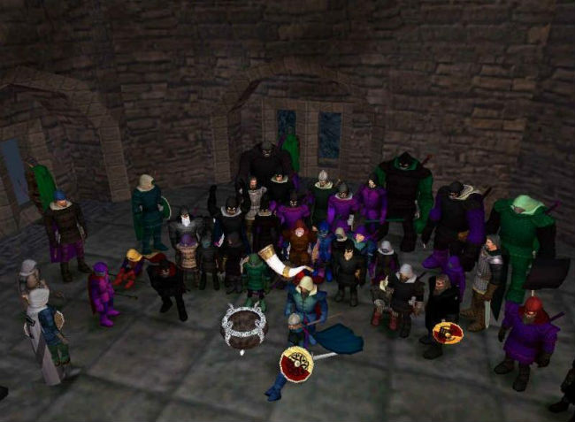 dark age of camelot 2001 best mmorpg image