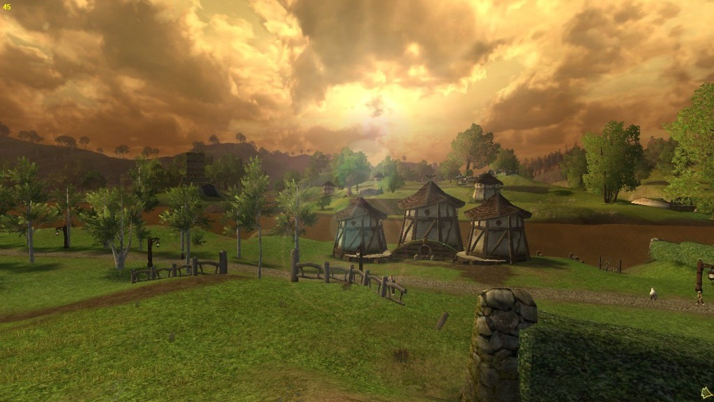 lord of the rings online 2007 best mmorpg