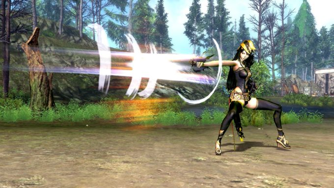 Blade and Soul 4th most played free mmorpg