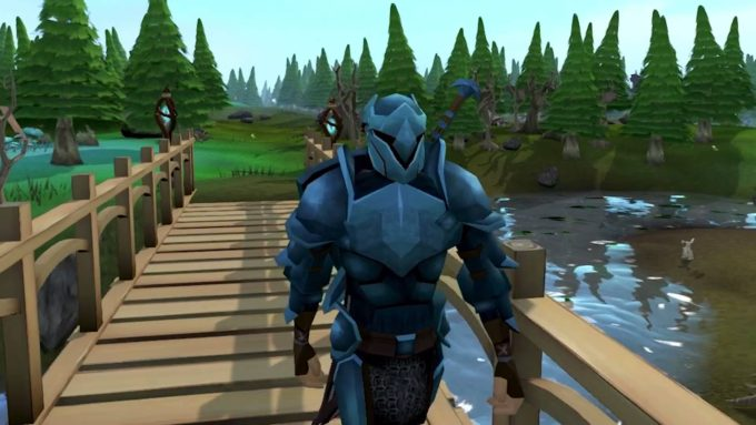 RuneScape 2nd most played free mmorpg