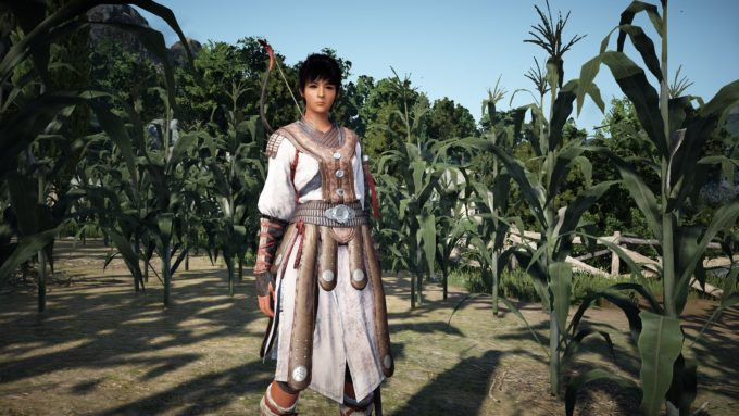 A maewha character in the Eastern MMORPG Black Desert