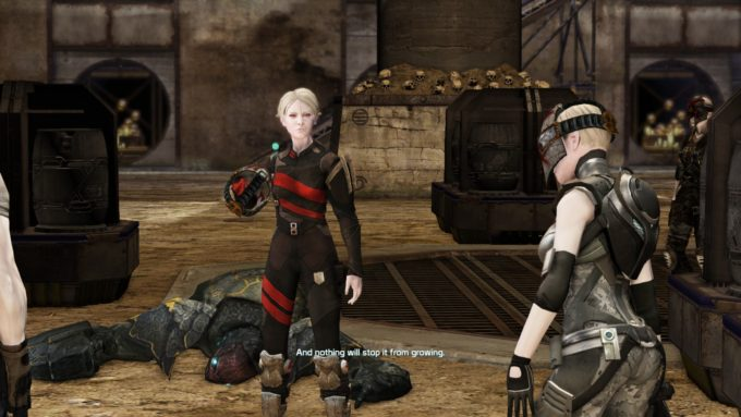 Completing the Thorn Liro reputation story in MMO shooter Defiance