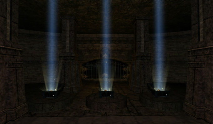 a set of dungeon treasure chests in ddo
