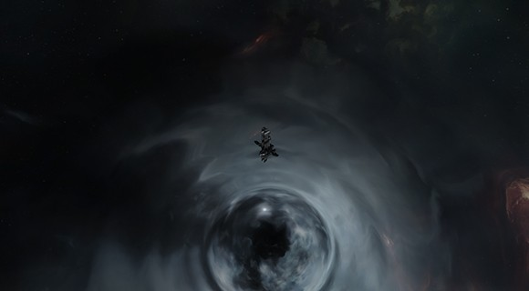 Exploring space in the Western MMORPG EVE Online