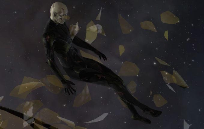 Eve Online pod kill