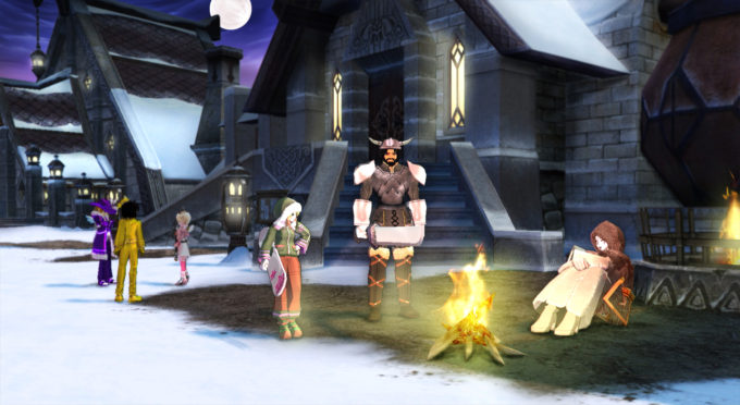 mabinogi, one of korea's top mmos