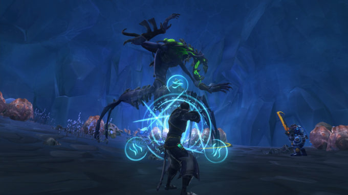 The dungeons in WildStar are the best