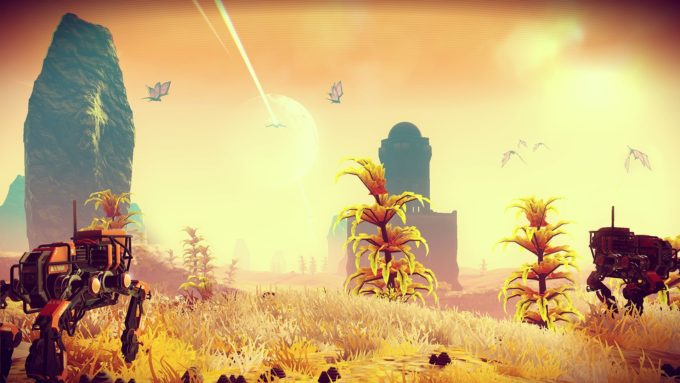 procedural generation in no mans sky