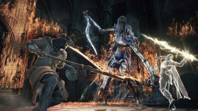 Dark Souls MMO coop via DS3 image