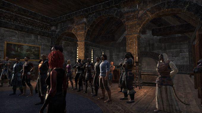 elder scrolls online roleplaying