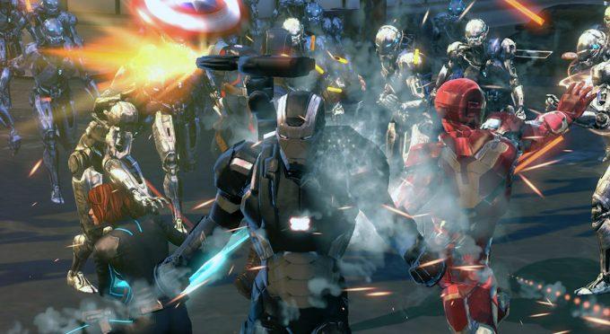 marvel heroes free diablo clone superhero