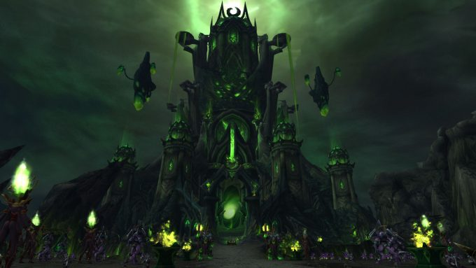 The Tomb of Sargeras in World of Warcraft: Legion