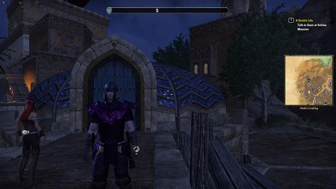 eso purple vampire thief