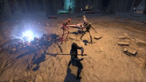 Combat in Elder Scrolls Online